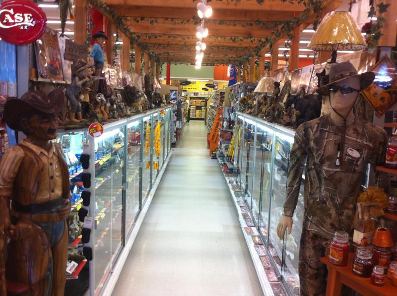 knives aisle